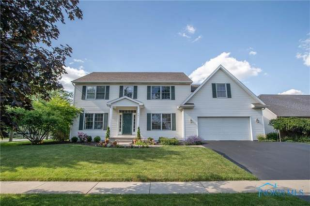 301 Oxford Court, Maumee, OH 43537 (MLS #6072258) :: Key Realty