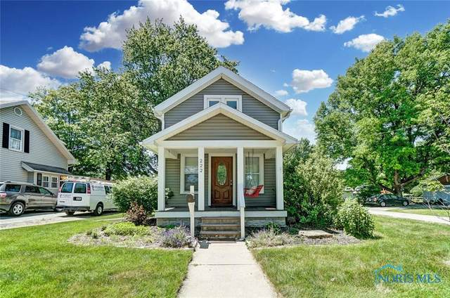 222 Gorrell Avenue, Bowling Green, OH 43402 (MLS #6072308) :: RE/MAX Masters