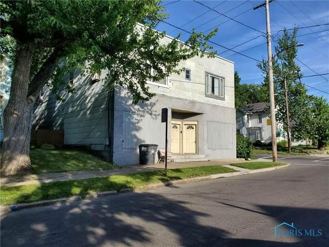 1559 Oak Street, Toledo, OH 43605 (MLS #6072356) :: CCR, Realtors