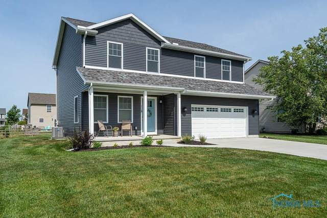 1715 Wexford Drive, Bowling Green, OH 43402 (MLS #6072386) :: CCR, Realtors