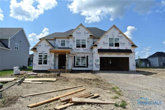 137 Taylors Mill Circle, Perrysburg, OH 43551 (MLS #6072472) :: Key Realty