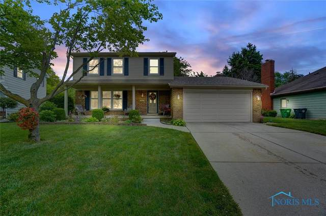 1312 Winghaven Road, Maumee, OH 43537 (MLS #6073091) :: CCR, Realtors