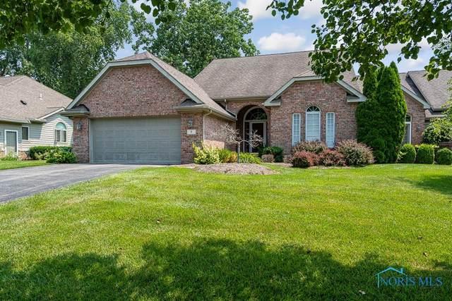 8 Winding Creek Place, Sylvania, OH 43560 (MLS #6073454) :: CCR, Realtors