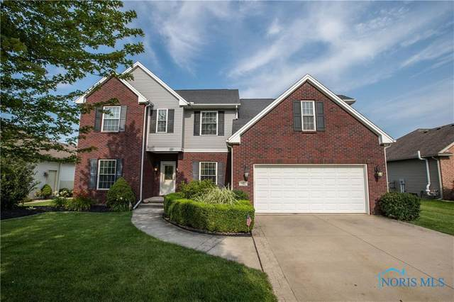 1701 Spring Forest Drive, Oregon, OH 43616 (MLS #6073505) :: Key Realty