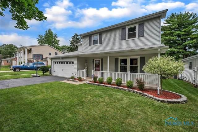 6031 Saddlewood Drive, Toledo, OH 43613 (MLS #6073629) :: CCR, Realtors