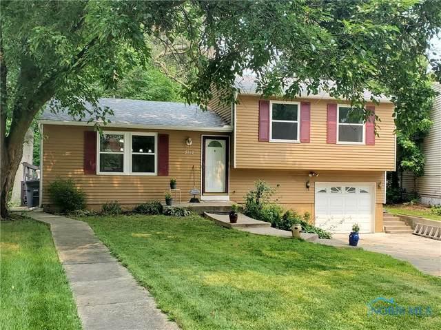 3712 Whitegate Drive, Toledo, OH 43607 (MLS #6073755) :: CCR, Realtors