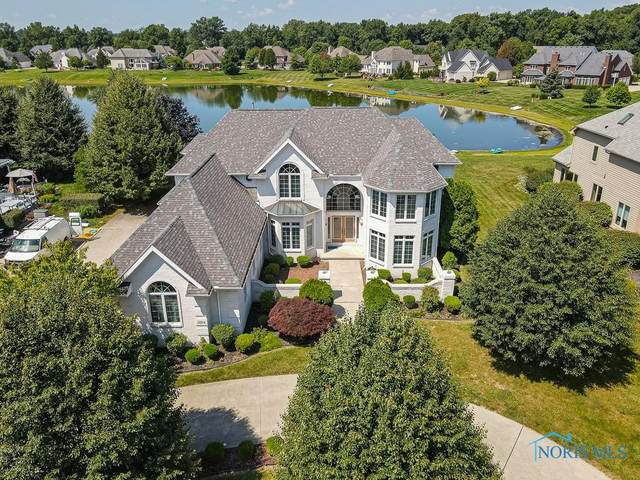 3364 Swan Ridge Lane, Maumee, OH 43537 (MLS #6073830) :: iLink Real Estate