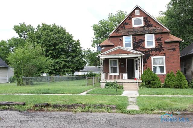 1130 Montrose Avenue, Toledo, OH 43607 (MLS #6073842) :: CCR, Realtors