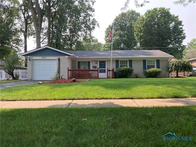 5631 N Benwick Road, Toledo, OH 43613 (MLS #6073884) :: iLink Real Estate