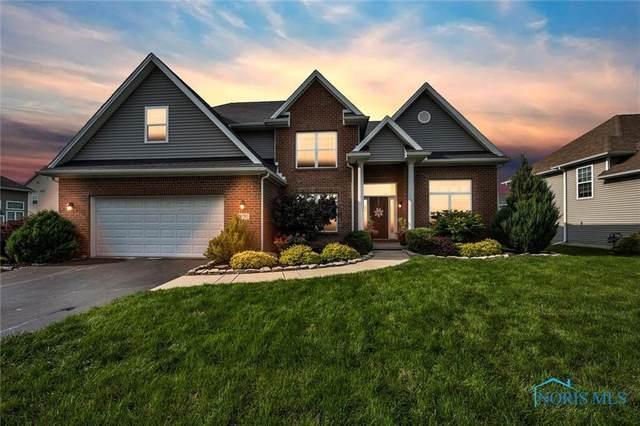 10792 Sun Trace Drive, Perrysburg, OH 43551 (MLS #6074060) :: CCR, Realtors