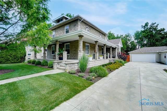 5840 Summit Street, Sylvania, OH 43560 (MLS #6074183) :: Key Realty