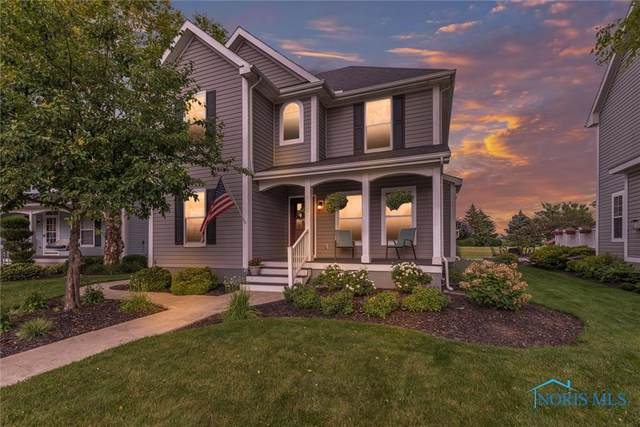 4539 Cam Bay Court, Maumee, OH 43537 (MLS #6074350) :: iLink Real Estate