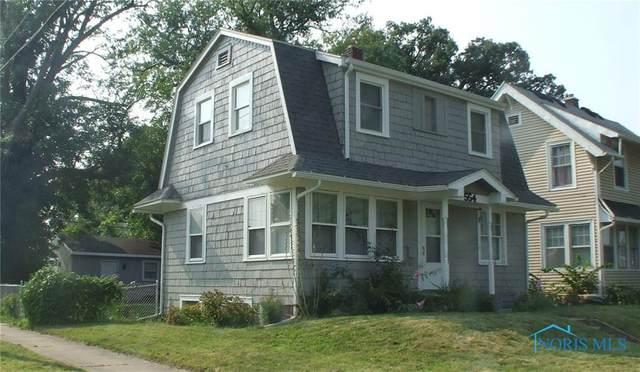 554 Brighton Avenue, Toledo, OH 43609 (MLS #6074440) :: Key Realty