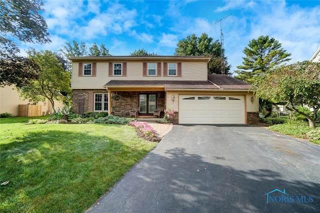 7835 Saltwood Court, Sylvania, OH 43560 (MLS #6074736) :: iLink Real Estate