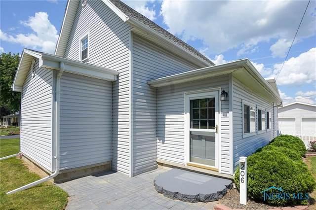 206 W Market Street, Van Buren, OH 45889 (MLS #6075095) :: Key Realty