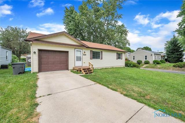 5014 Yorkshire Drive, Toledo, OH 43615 (MLS #6075248) :: RE/MAX Masters
