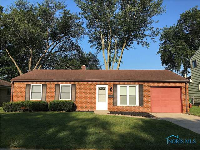 1601 Wilderness Drive, Maumee, OH 43537 (MLS #6075387) :: Key Realty