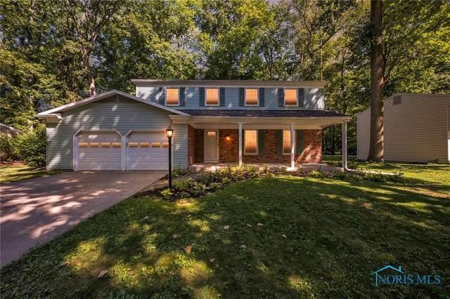 7558 Bonniebrook Road, Sylvania, OH 43560 (MLS #6075672) :: RE/MAX Masters