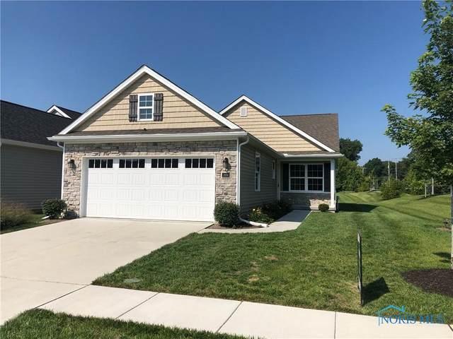 2151 Fieldbrook Drive #28, Toledo, OH 43615 (MLS #6075878) :: Key Realty