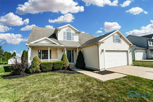 103 Earl North Drive, Haskins, OH 43525 (MLS #6075929) :: Key Realty