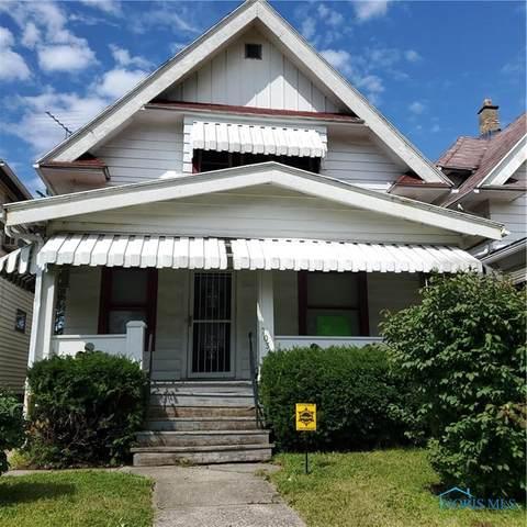 1034 Indiana Avenue, Toledo, OH 43607 (MLS #6076046) :: Key Realty