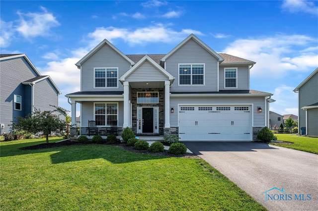 25190 Saddle Horn Drive, Perrysburg, OH 43551 (MLS #6076051) :: Key Realty