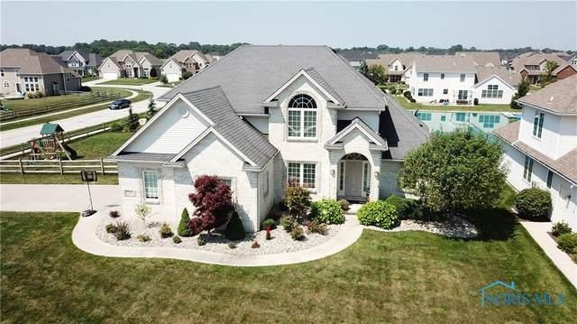 5541 Maple Creek Boulevard, Sylvania, OH 43560 (MLS #6076060) :: Key Realty