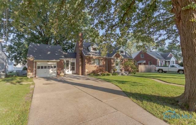 1633 Glenross Boulevard, Oregon, OH 43616 (MLS #6076148) :: Key Realty