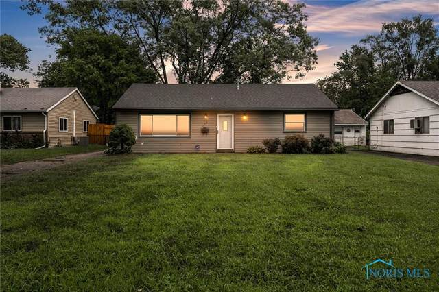 208 Dickens Drive, Toledo, OH 43607 (MLS #6076234) :: Key Realty