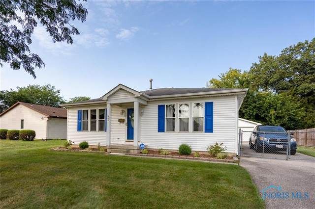 597 Indian Knoll Drive, Toledo, OH 43607 (MLS #6076380) :: Key Realty