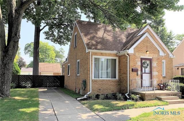 4910 Boydson Drive, Toledo, OH 43623 (MLS #6076391) :: Key Realty