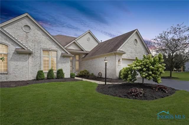 691 Ridge Lake Court, Perrysburg, OH 43551 (MLS #6076402) :: Key Realty