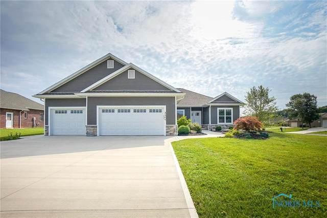 3501 Magnolia Drive, Findlay, OH 45840 (MLS #6076517) :: Key Realty
