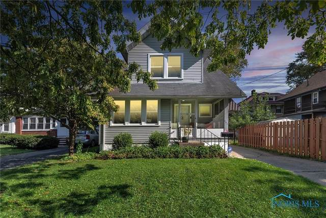 157 Cornell Drive, Toledo, OH 43614 (MLS #6076837) :: Key Realty