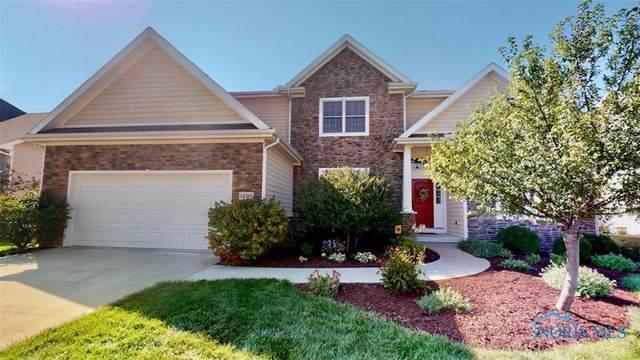 14705 Lake Meadows Drive, Perrysburg, OH 43551 (MLS #6076879) :: Key Realty
