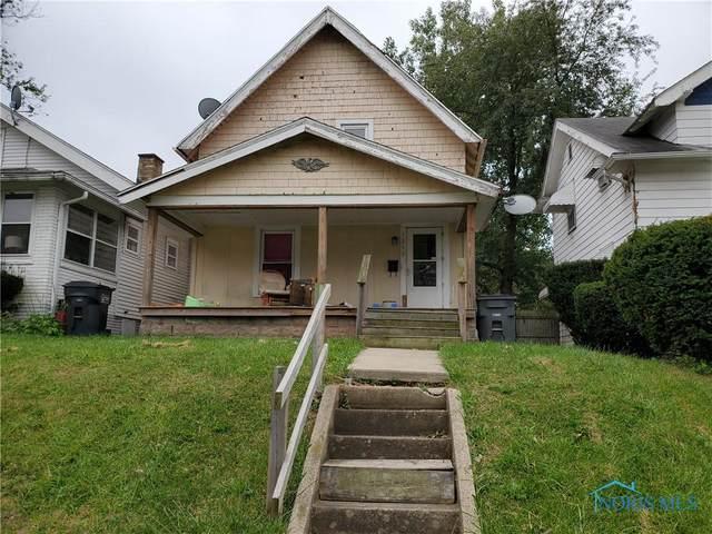 1845 Macomber Street, Toledo, OH 43606 (MLS #6076938) :: Key Realty