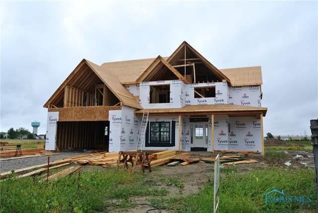2645 Woods Edge Road, Perrysburg, OH 43551 (MLS #6076949) :: Key Realty