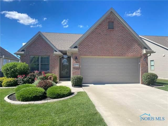 24915 Lake Winds Drive, Perrysburg, OH 43551 (MLS #6077259) :: Key Realty