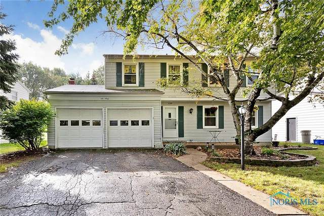 660 Dussel Drive, Maumee, OH 43537 (MLS #6077334) :: iLink Real Estate