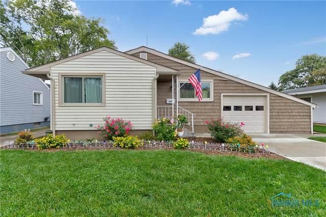 641 Northfield Drive, Maumee, OH 43537 (MLS #6077400) :: iLink Real Estate