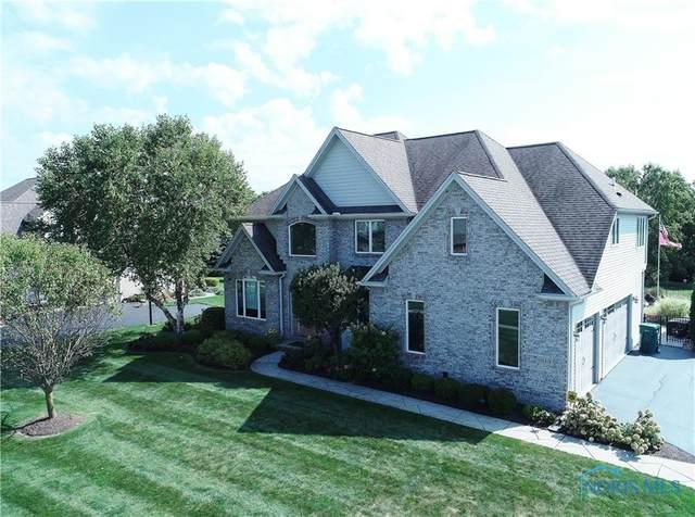 9143 Bowman Farms Lane, Sylvania, OH 43560 (MLS #6077437) :: Key Realty