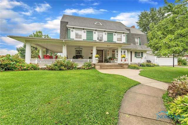 417 Welsted Street, Napoleon, OH 43545 (MLS #6077529) :: RE/MAX Masters