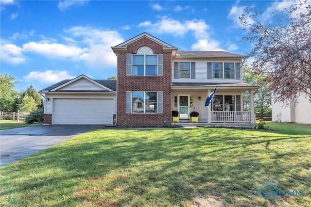 7633 Sylvan Oaks Way, Sylvania, OH 43560 (MLS #6077679) :: RE/MAX Masters