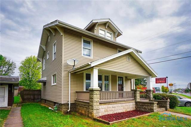 812 Tiffin Avenue, Findlay, OH 45840 (MLS #6077970) :: iLink Real Estate