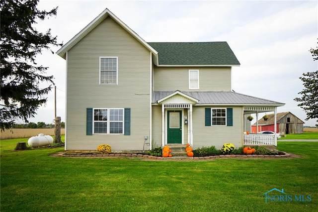 17886 Needles Road, Custar, OH 43511 (MLS #6078647) :: iLink Real Estate