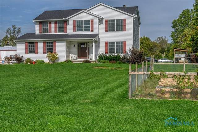 12560 Neapolis Waterville Road, Whitehouse, OH 43571 (MLS #6078910) :: Key Realty