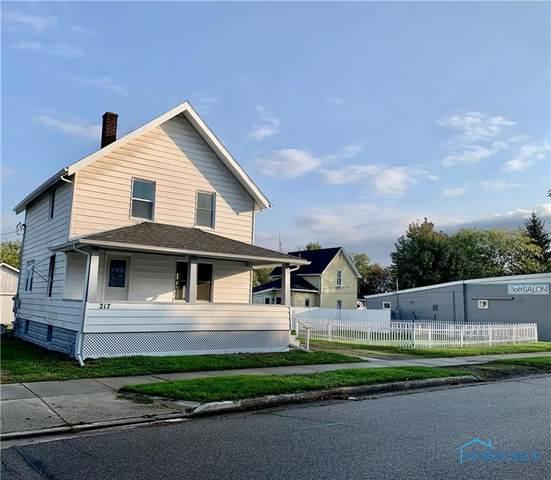 217 E Wilson Street, Bryan, OH 43506 (MLS #6078917) :: iLink Real Estate