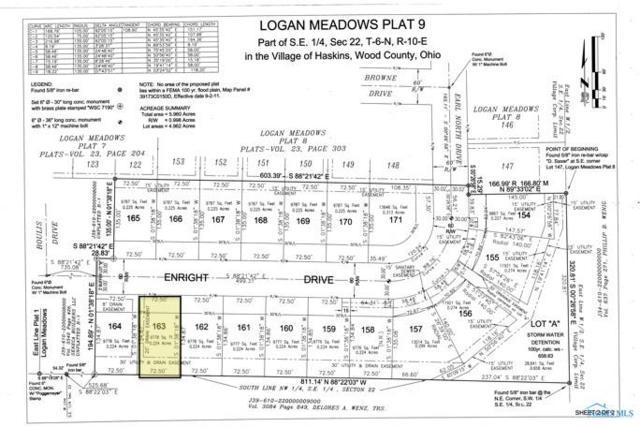 210 Enright, Haskins, OH 43525 (MLS #6011561) :: Key Realty