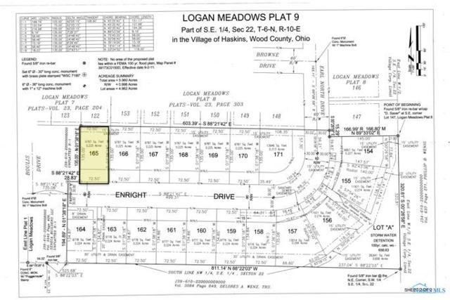 209 Enright, Haskins, OH 43525 (MLS #6011563) :: Key Realty