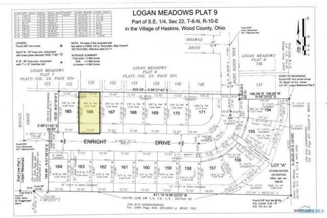 211 Enright, Haskins, OH 43525 (MLS #6013581) :: Key Realty